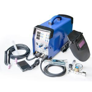 Super precision defect molds repair cold tig welding machine