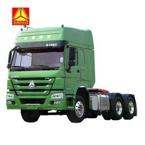 Right Hand Drive Sinotruk HOWO 420 Tractor Truck Price