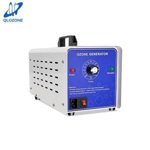 China portable mini ceramic plate ozone generator ozonator machine ozone air purifier for car home air and good price