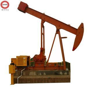 Reduce Rating Oilwell Oil Extraction Machine Sucker Rod API B Series B Model Pump Jack