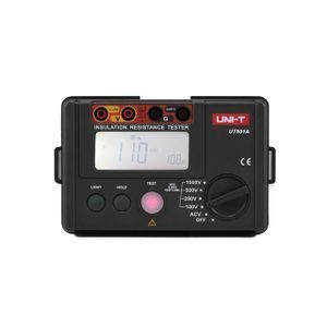 sale promotion ut501a with CE certificate resistance meter digital insulation tester megger