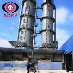 1500 ton per day Cement Production Line /cement plant / cement making machinery