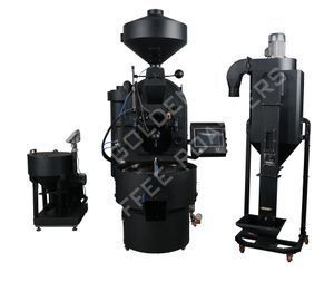 GOLDEN COFFEE ROASTER GR10 FULL AUTOMATIC COFFEE SHOP ROASTER 10 KG GREEN COFFEE BEAN ROASTER