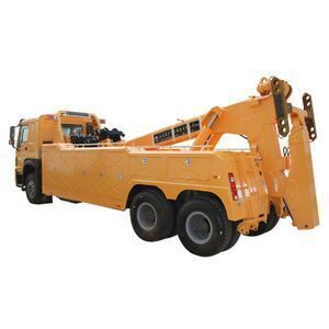 20 Ton flatbed towing car tow trucks wreckers for sale