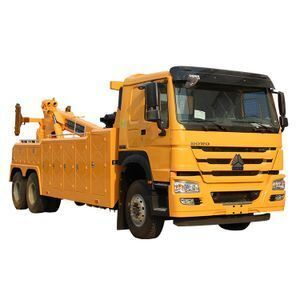 Diesel Fuel Type Towing Truck Equipment tow wrecker truck