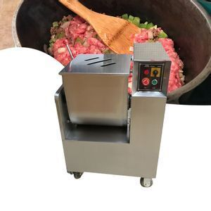 Commerical electric 50L Electric Professional meat filling mixer Mahcine vegetable paste stuffing Blender for sale Europe