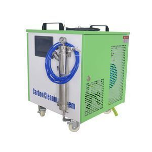 Mobile Portable CE Certificated Oxyhydrogen HHO Carbon Cleaner Machine